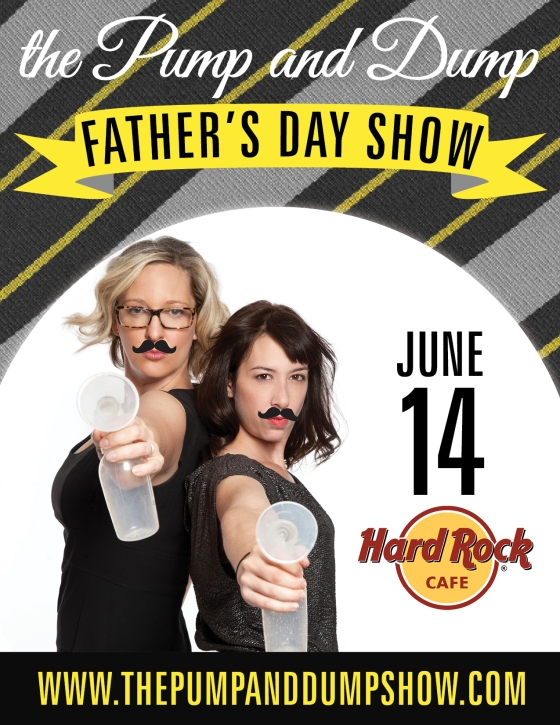 The Pump and Dump Father's Day Show June 14 2014