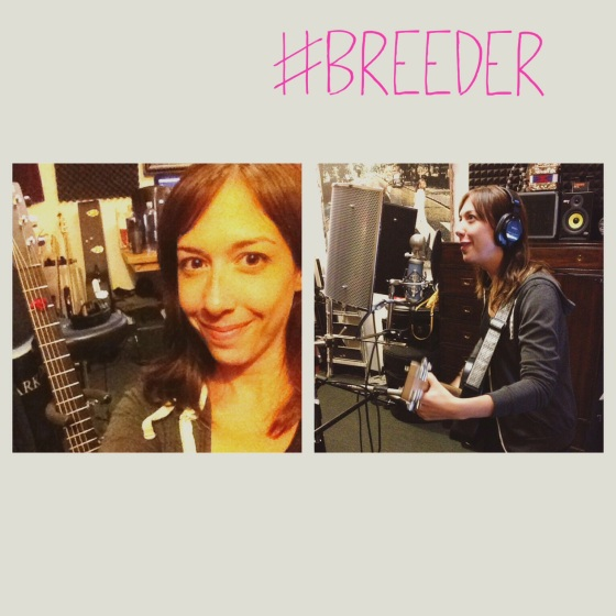 #BREEDER - songs from The Pump and Dump Show
