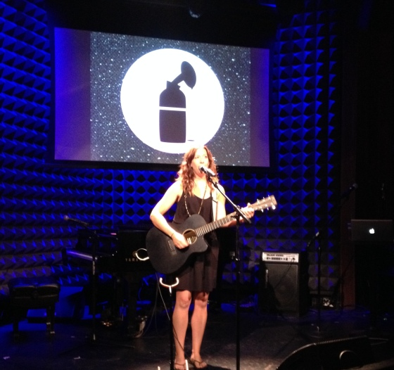 Shayna Ferm at Joe's Pub