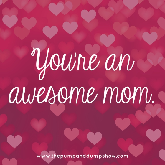 awesome mom galentines day