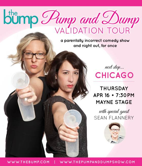 The Pump and Dump show in Chicago April 2015